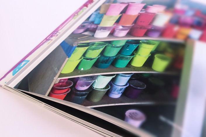Wir erstellen professionelle Druckwerke für die Galerie Thomas